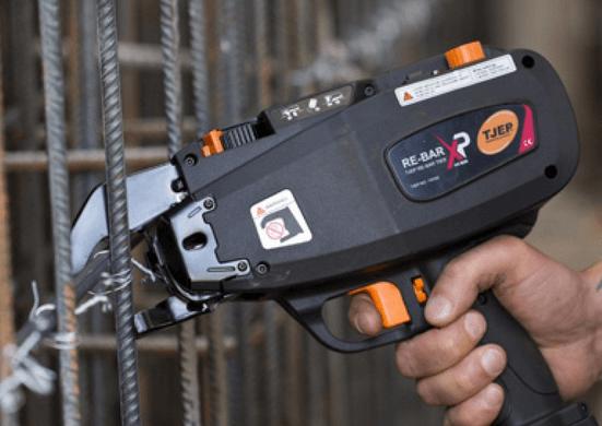 Elektrické armovacie kliešte